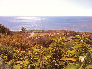 Pepperdine University ocean view