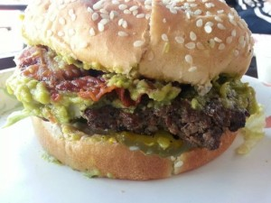 Best college town burger joints: A burger from The Chuckbox