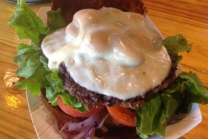 Best college town burger joints: A burger from Clocked