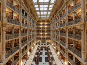 Johns Hopkins University also has one of the best college libraries.