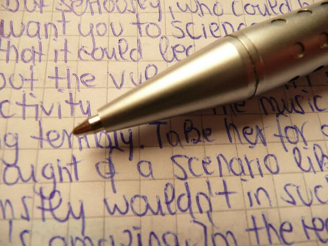 Sell yourself to the admission officers when you're writing a college essay