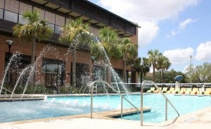 Rice University has one of the best college rec centers.