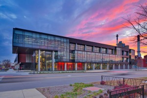 The University of Iowa has one of the best college rec centers.