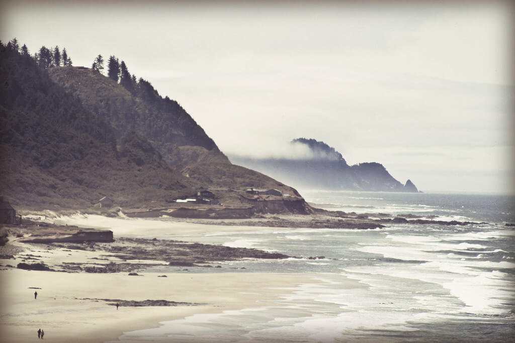 Plenty of stunning beaches along the Oregon coast
