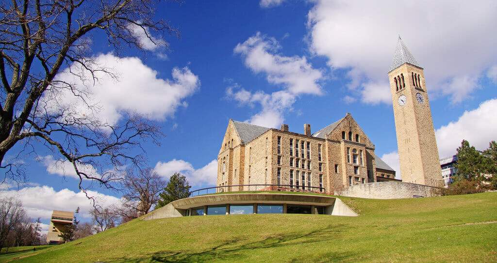 Cornell University - Best Large Colleges