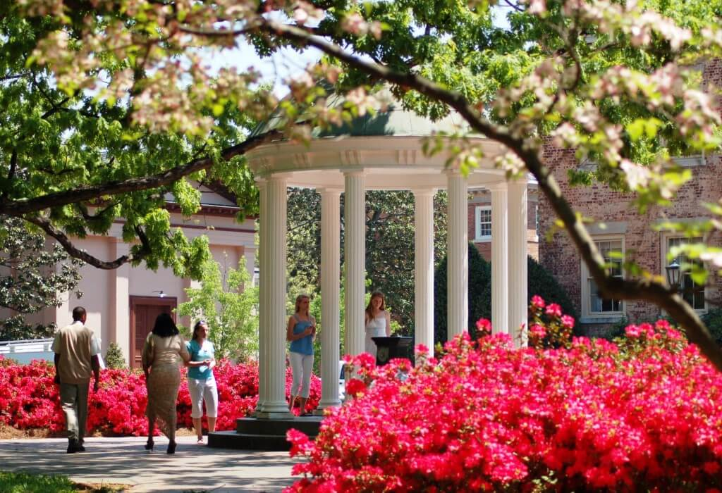 University of North Carolina Chapel Hill