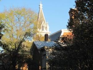 A campus building at Vanderbilt University.