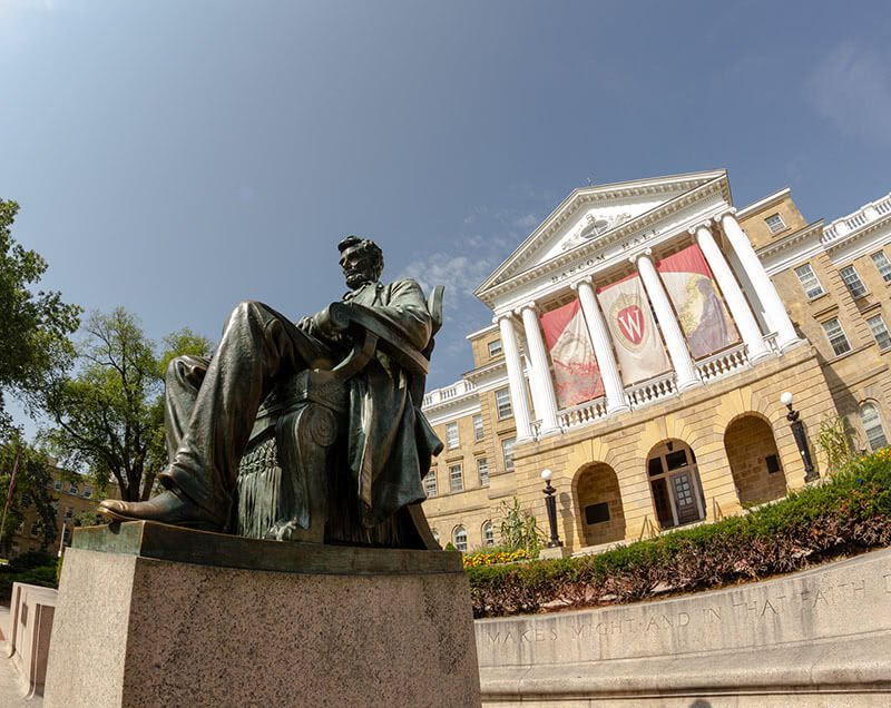 University of Wisconsin-Madison - Best Large Colleges
