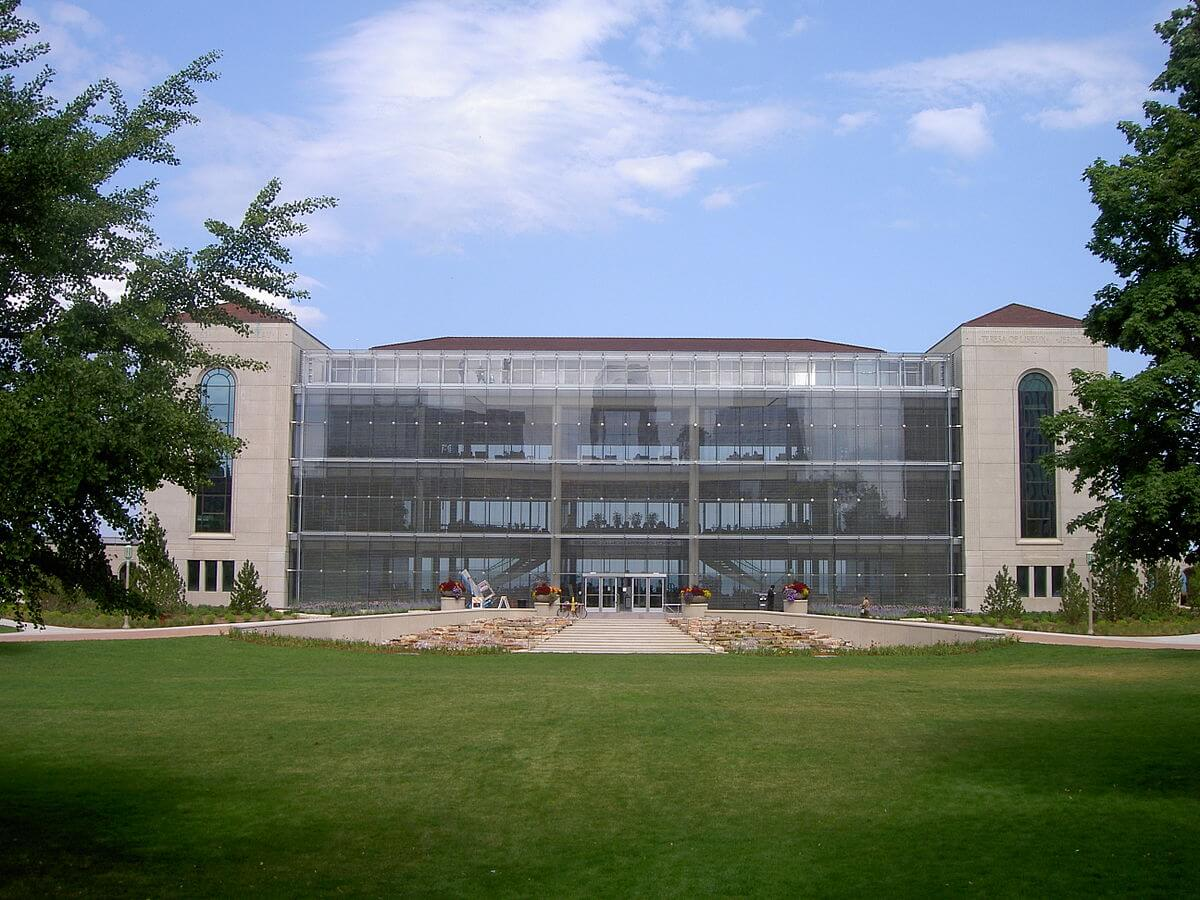 Loyola Chicago features green roofs, making it literally one of the greenest college campuses.