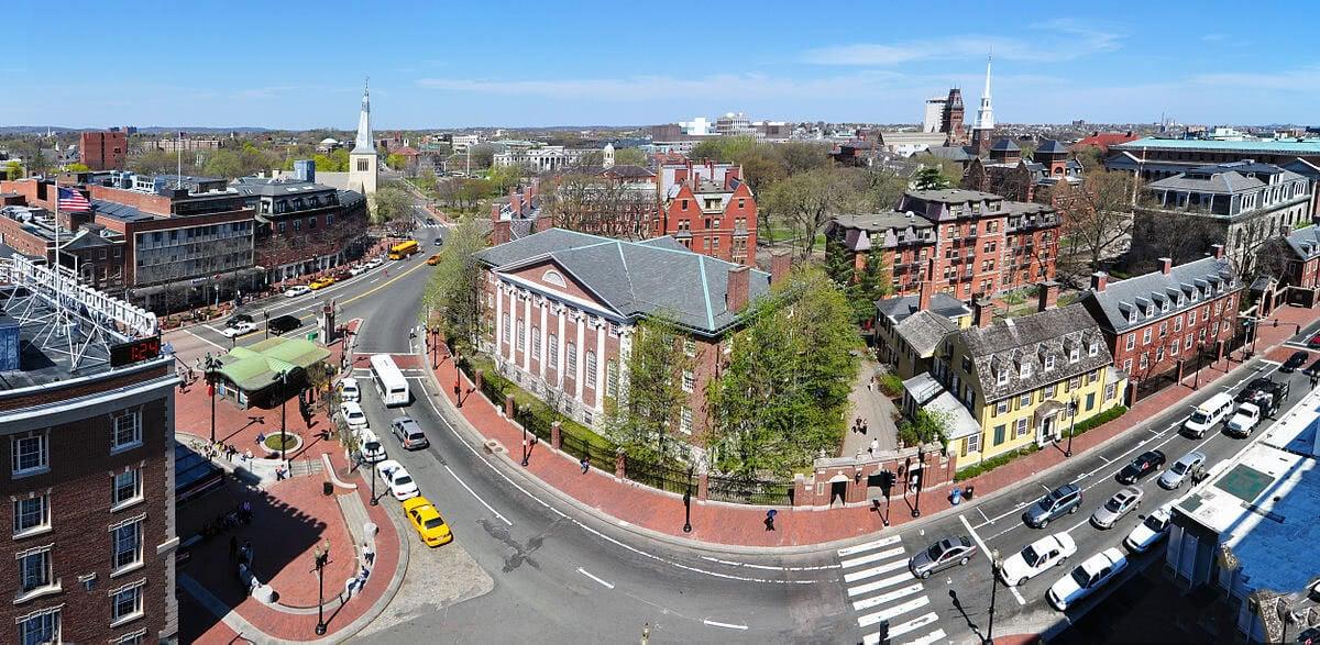 Harvard University - Best Large Colleges
