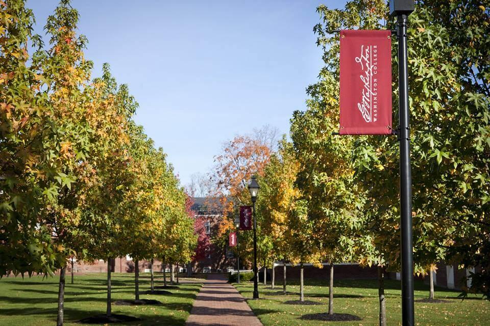 Washington College via Facebook