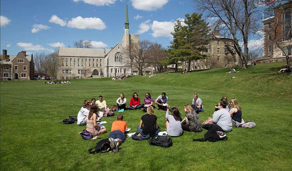 Hobart and William Smith Colleges via Facebook