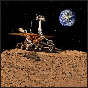 Dream jobs - NASA curiosity driver
