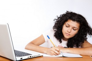 Improve your memory by writing information down with a pencil and paper