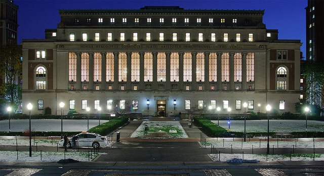 Columbia University - Best Private Colleges