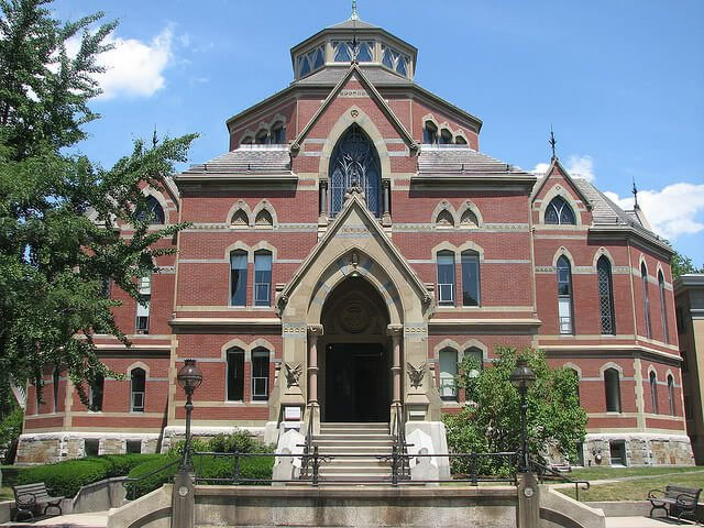 Robinson Hall at Brown University.