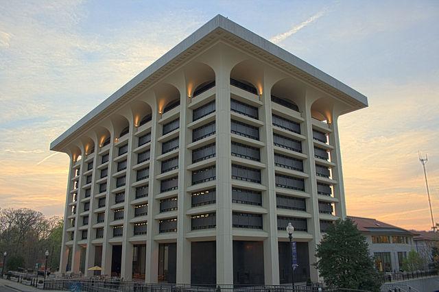 Woodruff Library at Emory University.