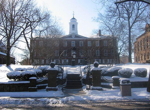 Rutgers University - Best Public Colleges