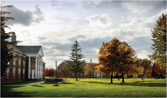 Taylor University - Best Small-town Colleges