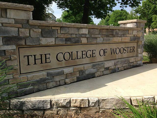 The College of Wooster - Best Small-town Colleges
