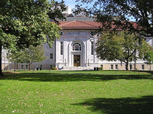 Emory University - Top 50 Best Colleges
