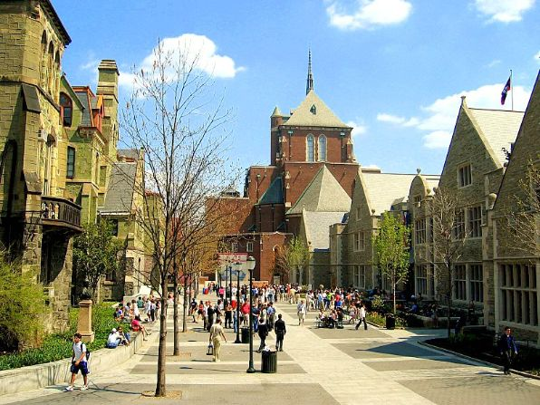 University of Pennsylvania - Top 50 Best Colleges