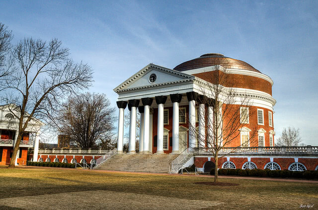 University of Virginia Main Campus - Best Colleges in the Southeast