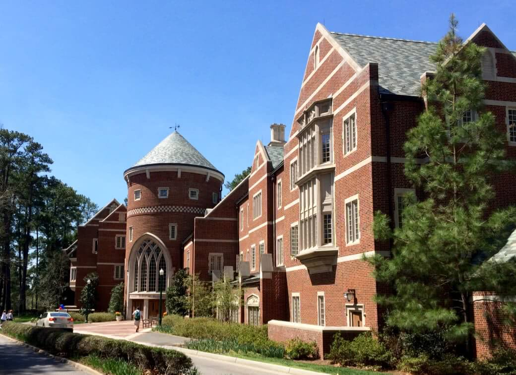 University of Richmond - Best Colleges in the Southeast