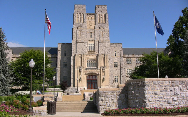 Virginia Polytechnic Institute and State University - Best Colleges in the Southeast