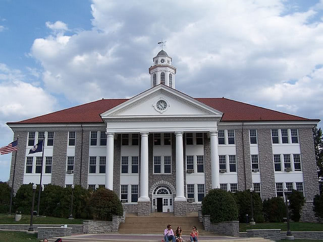 James Madison University - Best Colleges in the Southeast