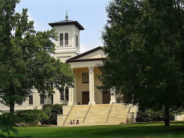 Wofford College - Best Colleges in the Southeast