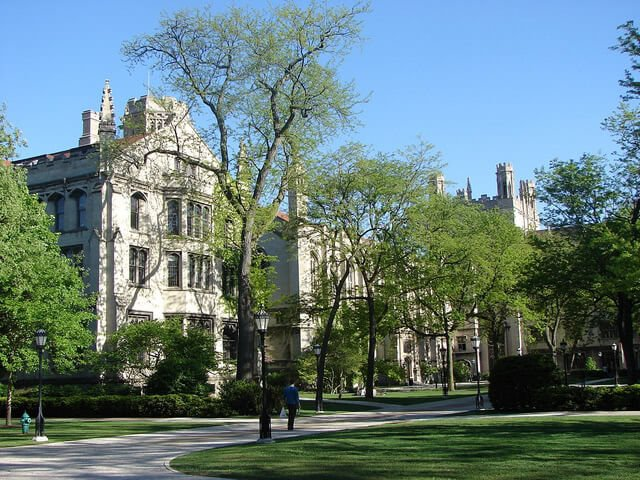 The University of Chicago is one of the best colleges in the Midwest