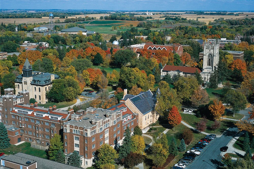 Carleton College is one of the best colleges in the Midwest
