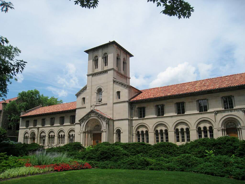 Oberlin College is one of the best colleges in the Midwest