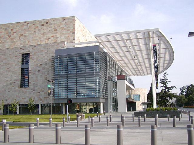 Mondavi Center of University of California-Davis.