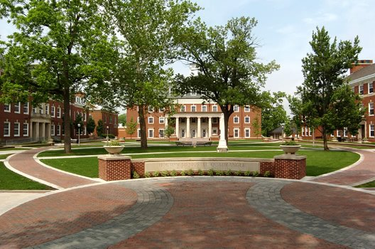 DePauw University is one of the best colleges in the Midwest