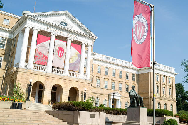 The University of Wisconsin Madison is one of the best colleges in the Midwest