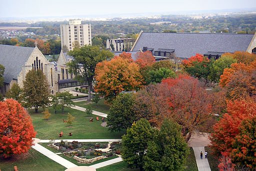 St Olaf College is one of the best colleges in the Midwest