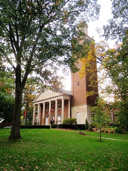 Kalamazoo College is one of the best colleges in the Midwest