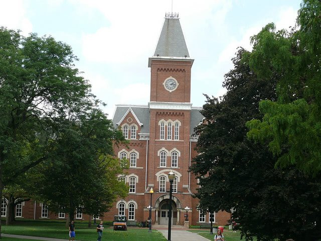 Ohio State University Main Campus is one of the best colleges in the Midwest