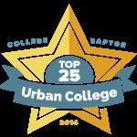 Top 25 Urban Colleges