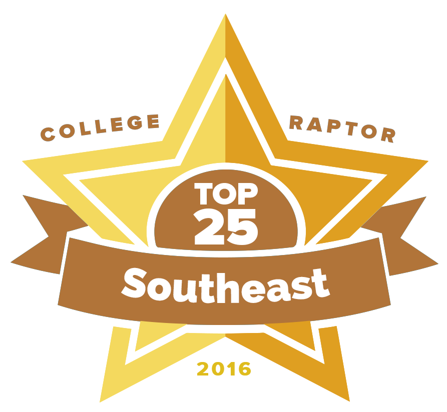 Here's our top 25 best colleges in the Southeast