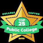 Top 25 Public Colleges