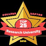 Top 25 Research Universities