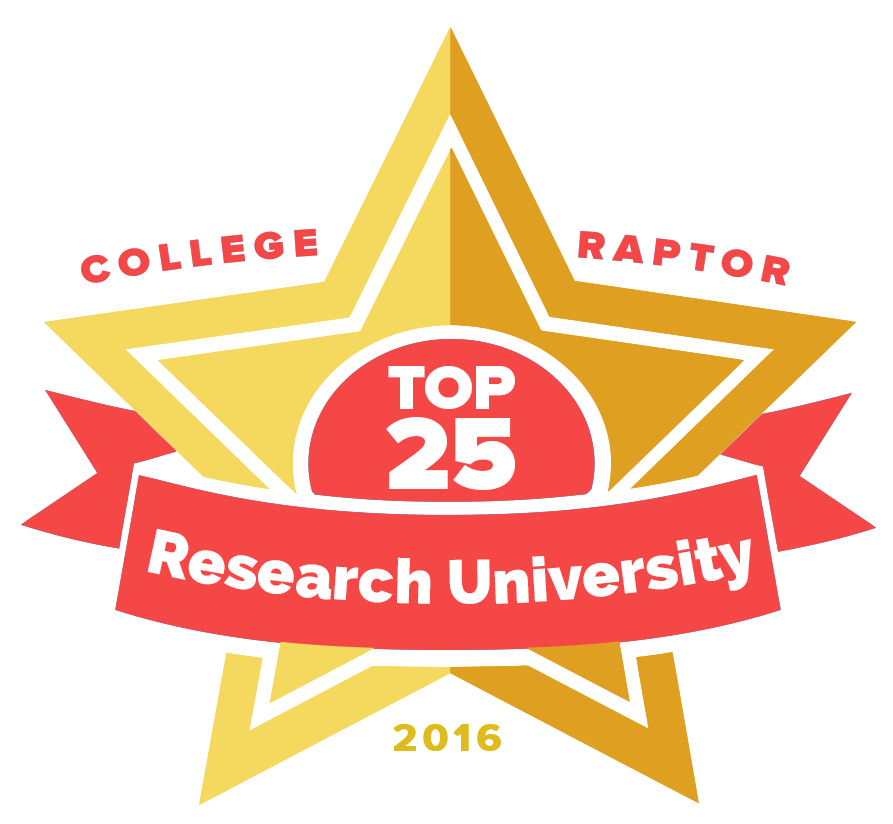 Here's our list of the 25 Best Research Universities