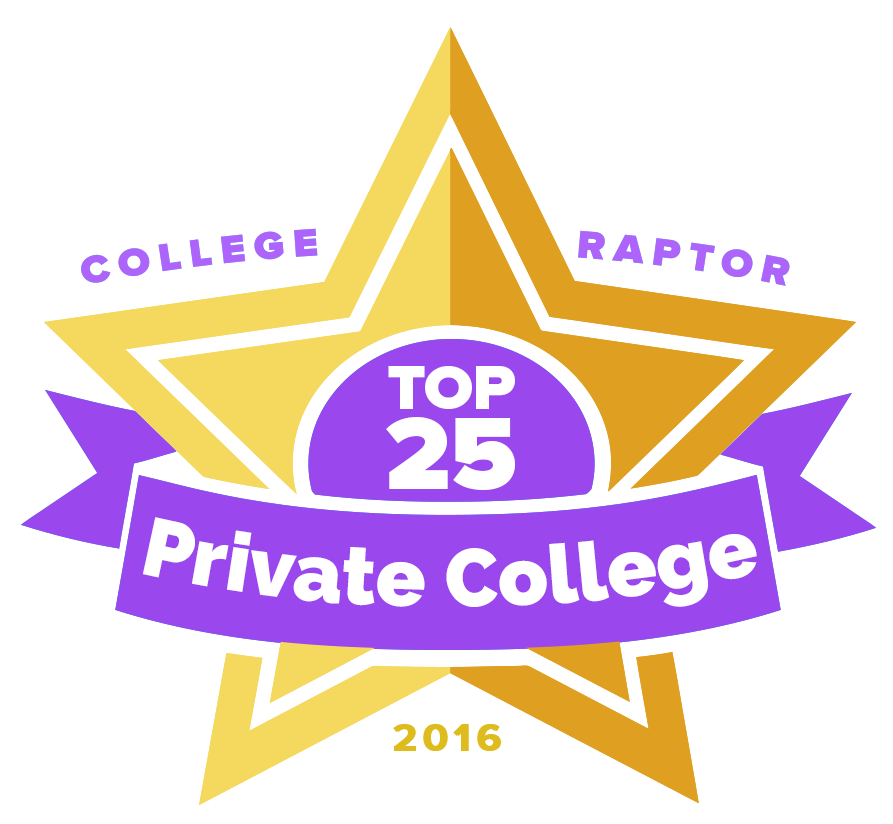 Here are our top 25 Private Colleges for 2016!