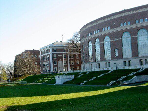 Wesleyan University - Best Medium-sized Colleges