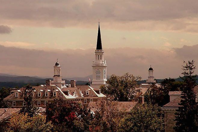 Middlebury College - Best Medium-sized Colleges