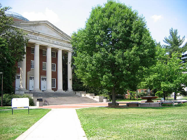University of Maryland-College Park - Best Large Colleges