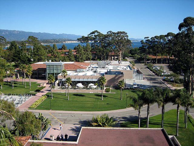 University of California-Santa Barbara - Best Large Colleges